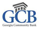 Georgia Community Bank Logo